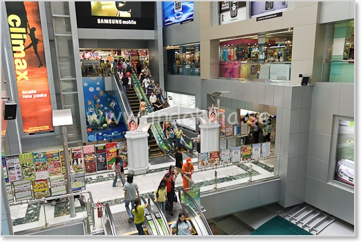 Mbk Center Bangkok Res Till Thailand Nu Info Bilder
